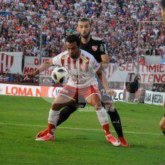 A Lucas Gamba lo ofrecieron en Independiente