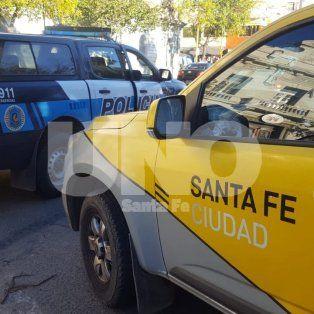 Operativo trapitos: la Policía Federal y la Municipalidad controlan cuidacoches en el microcentro
