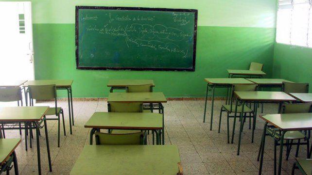 Sin clases: este miércoles hay paro y movilización docente