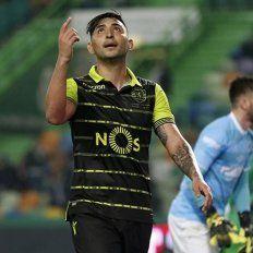 Investigan el negocio entre Colón y el Sporting por la venta de Alan Ruiz en 2016
