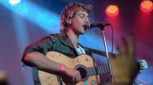 Simón Poxyran trae sus canciones a Santa Fe