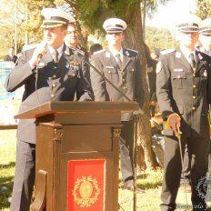 Isep: bendición de los uniformes de los cadetes e inauguración de nuevas instalaciones