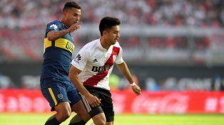 River y Boca se podrían cruzar en octavos de final de la Libertadores
