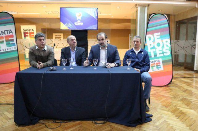 Se presentó en Buenos Aires el Mundial U17 de básquet