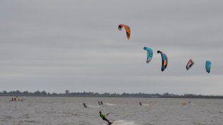 Se viene el Argentino de Kite Foil