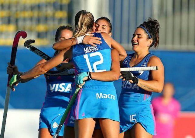 Las Leonas inician en Tucumán una serie de amistosos contra Estados Unidos