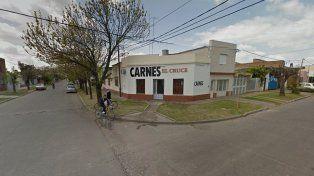 Bº Sargento Cabral: fue sorprendido en pleno robo a una carnicería