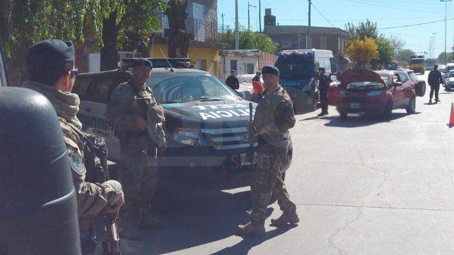 La Federal detuvo a dos hombres por una denuncia de rapto en Don Bosco