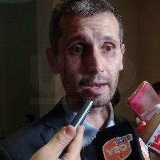 Investigación. El caso fue abordado por el fiscal de Coronda, Marcelo Nessier.