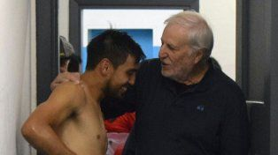 ¿Marcelo Estigarribia seguirá en Colón?