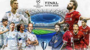 Real Madrid busca el tricampeonato europeo ante Liverpool