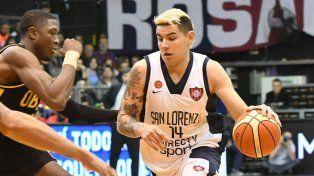 San Lorenzo e Instituto armaron una de las semifinales de la Liga Nacional