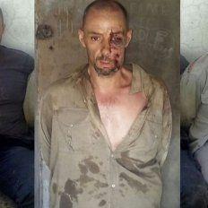 Detenidos. Los tres permanecen alojados en el penal de Ezeiza, en provincia de Buenos Aires.