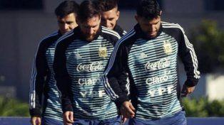 El Kun les mandó un mensaje a los argentinos