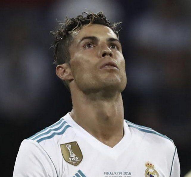 ¿Se va? Cristiano insinuó su salida del Real Madrid