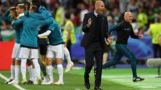 Zidane es leyenda: primer técnico en lograr tres Champions consecutivas