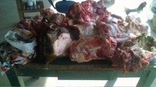 Cayeron presos un cuatrero y un carnicero por robo de ganado