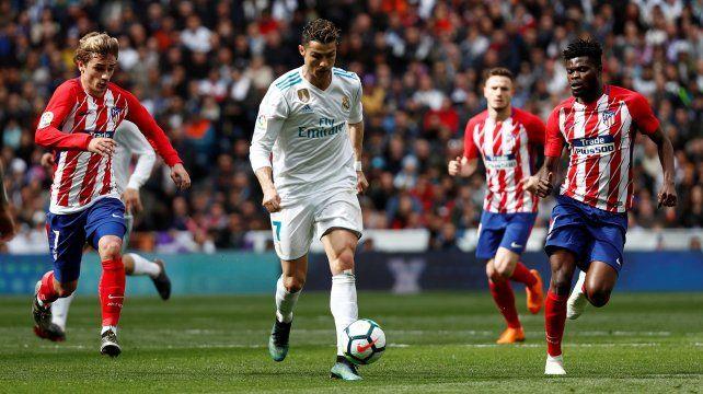 Llega el turno del clásico Real Madrid-Atlético Madrid por la Supercopa de Europa