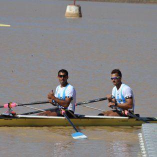 primera medalla dorada para los argentinos en los odesur