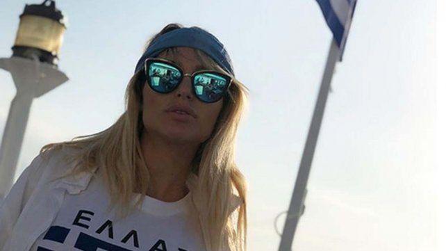 Vicky Xipolitakis anunció que ¡está embarazada!