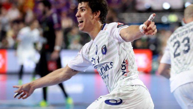 Diego Simonet, otro de los argentinos que triunfan en Europa