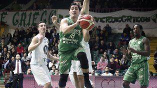 San Martín de Corrientes y Atenas armaron la segunda semifinal de la Liga Nacional