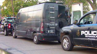 Una mujer y tres hombres fueron detenidos por robos en Colastiné Norte