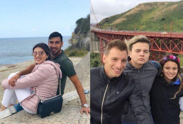¿Qué hacen los jugadores de los equipos santafesinos en sus vacaciones?