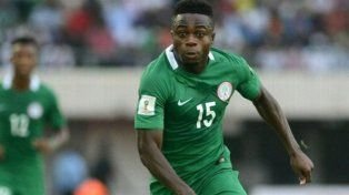 Nigeria, rival de la Argentina, pierde a una de sus figuras