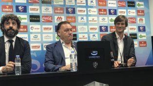 Leo Franco asumió como nuevo DT de Huesca