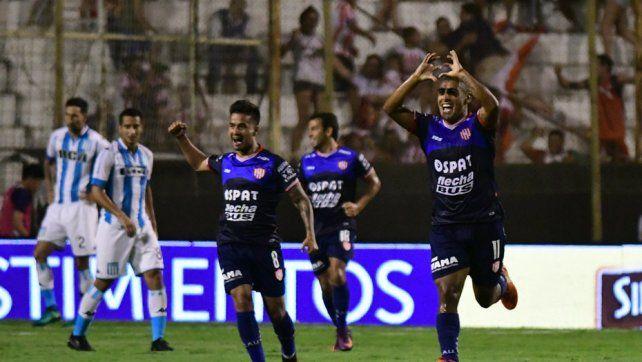 Diego Zabala, autor de uno de los goles nominados al Mejor del Año