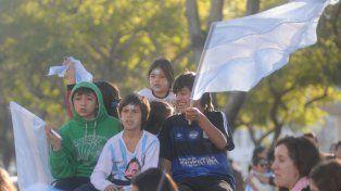 Los estudiantes santafesinos podrán ver los partidos del Mundial en las escuelas
