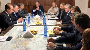 Visita. En abril de este año Geese estuvo en la Cámara alta acompañada por Raúl Sitival, el presidente del directorio de la EPE.