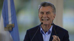 Respuesta. Macri tiene preparado el veto para sostener la política tarifaria del gobierno.