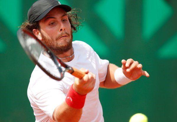 Masiva despedida de los tenistas argentinos en Roland Garros