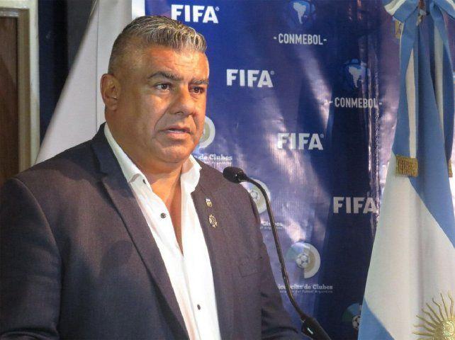 Chiqui Tapia: Tener un buen Mundial es estar entre los cuatro mejores