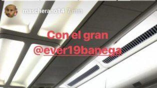 Los jugadores de la Selección se despidieron en las redes sociales