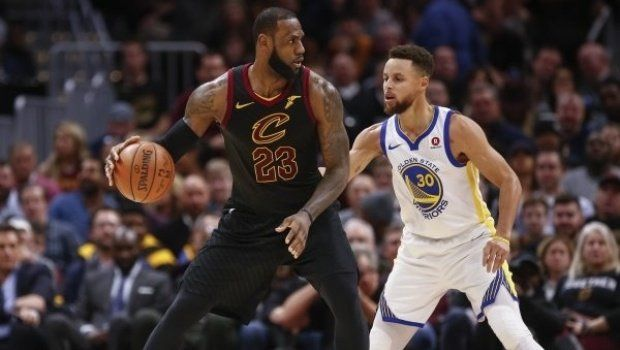 Golden State y Cleveland ponen en marcha la final de la NBA
