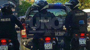 Arrestaron a una pareja por intentar cobrar rescate por una bicicleta robada
