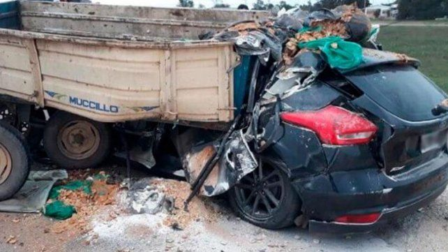 Según Nación, la tasa de mortalidad en accidentes en rutas en Santa Fe es del 11,8%