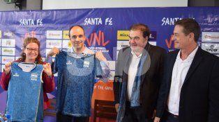 Se lanzó la Volleybal Natios League
