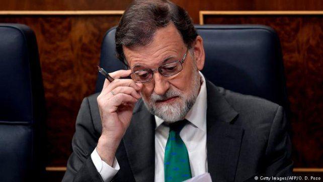 España: destituyeron a Mariano Rajoy y nombran nuevo presidente