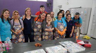 Sprai ofrece talleres para que sus alumnos puedan insertarse en el mercado