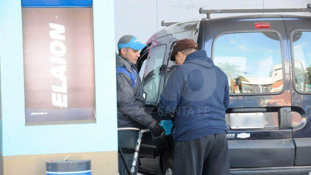 Aumento de combustibles: los nuevos precios en la ciudad