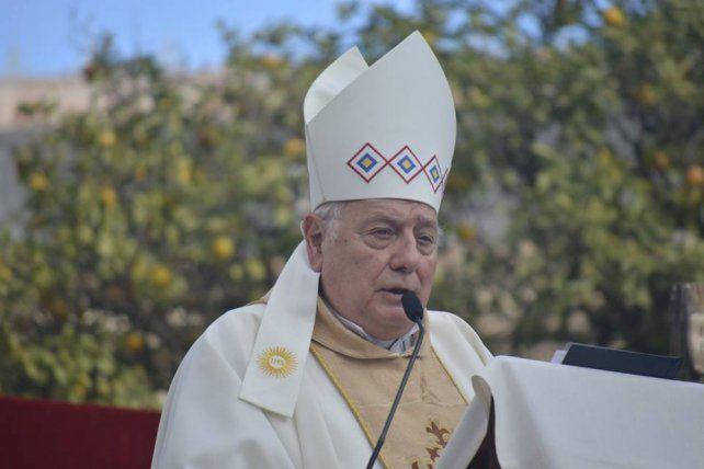 José María Arancedo en su última misa como arzobispo