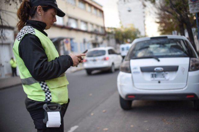 Ahora en la ciudad cada infracción de tránsito y control cuenta con respaldo fotográfico