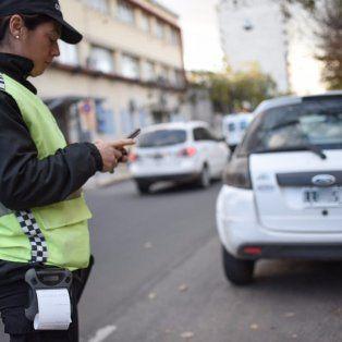 ahora en la ciudad cada infraccion de transito y control cuenta con respaldo fotografico
