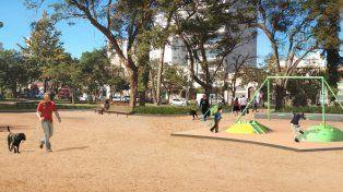 Preproyecto para la plaza Constituyentes.