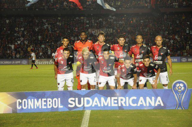 Colón anunció la continuidad de un jugador clave