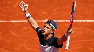 Enorme victoria del Peque en Roland Garros